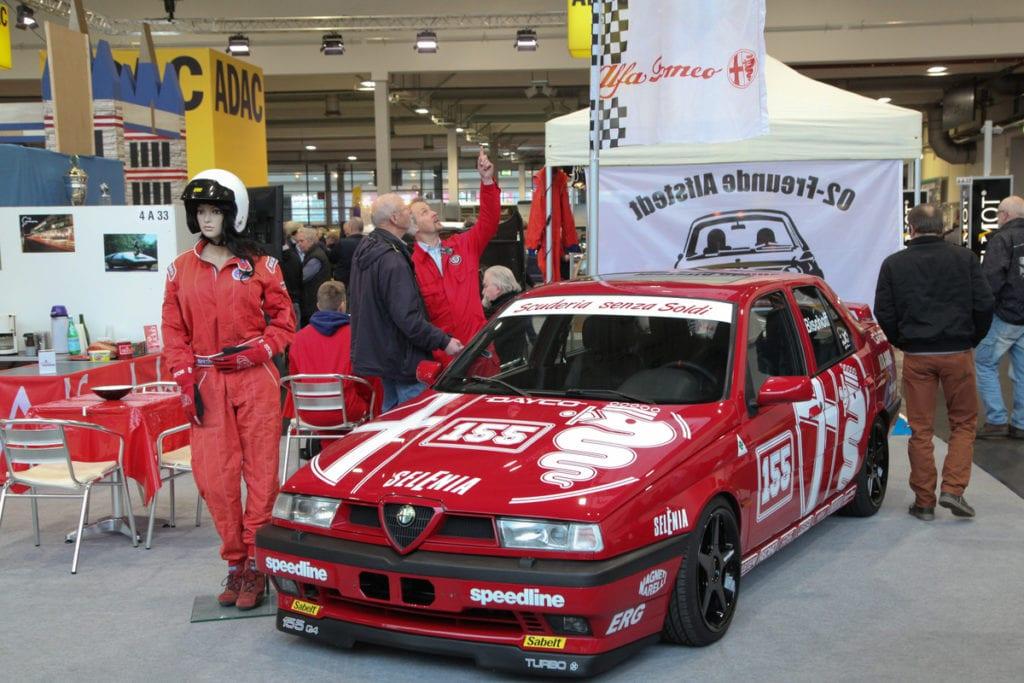 Alfa Romeo 155 Q4 Turbo (1992)