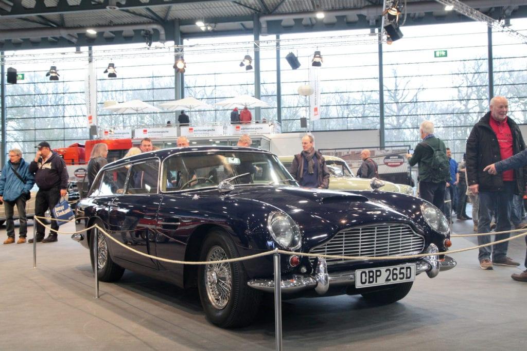 Aston Martin DB5 Shooting Brake (1966)