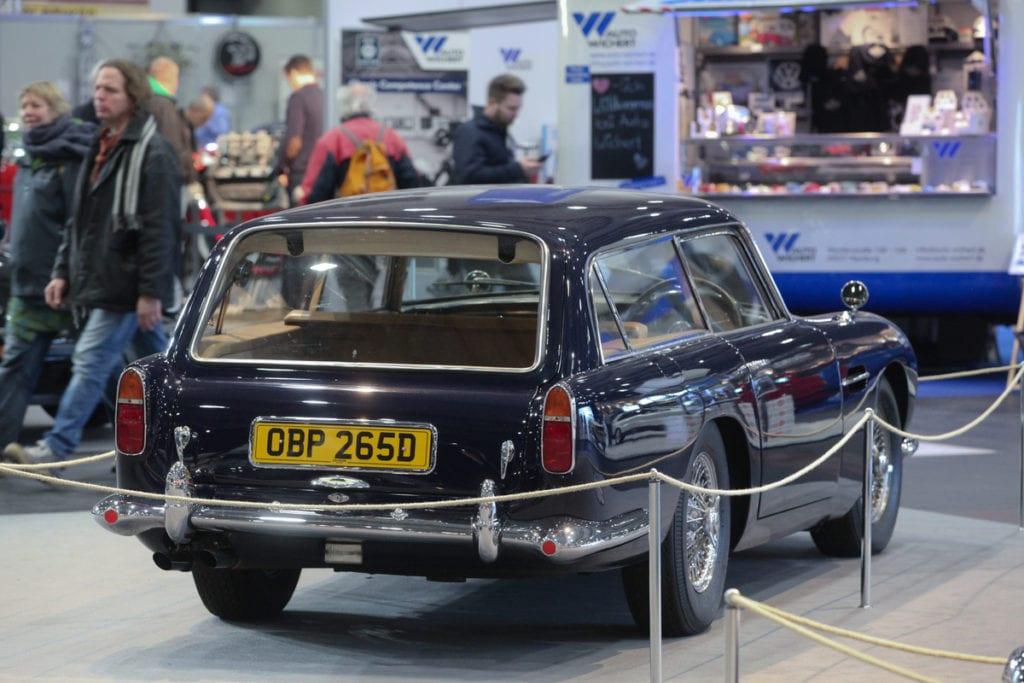 Aston Martin DB5 Shooting Brake (1966)2