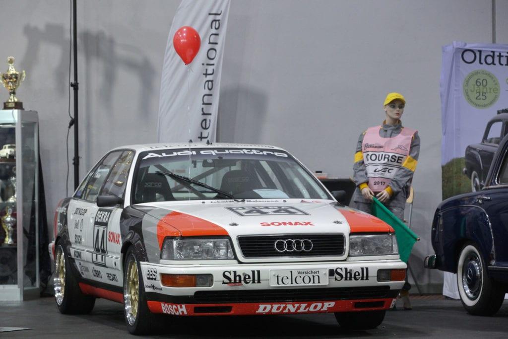 Audi V8 (1990) - DTM-Look