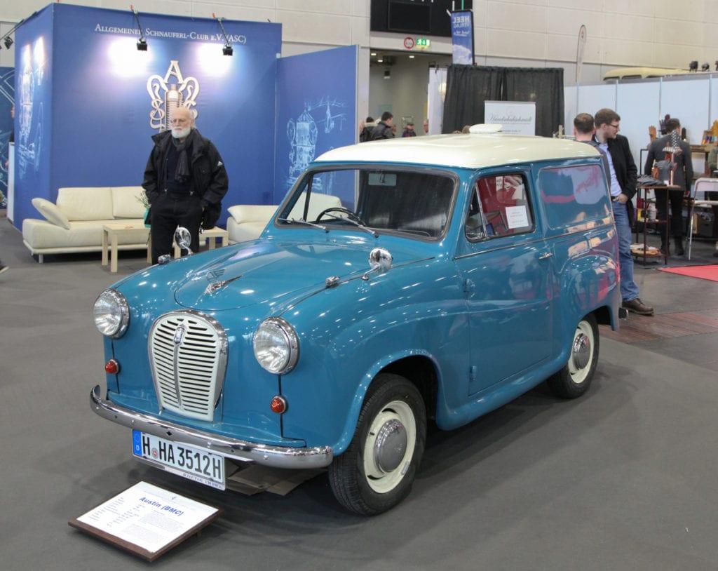 Austin A35 Van (1967)