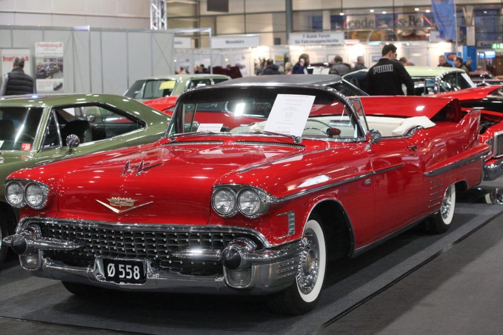 Cadillac Series 62 Convertible (1958)