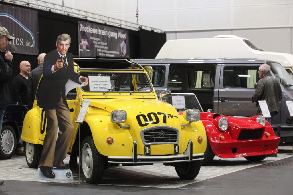 Citroën 2 CV James Bond 007 (1981)