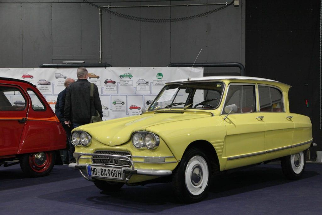 Citroën Ami 6 Club Berline (1966)