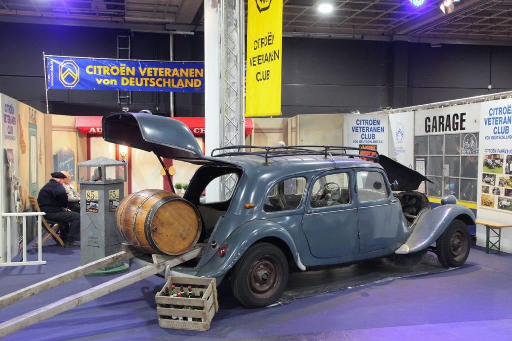 Citroën Traction Avant (1953)