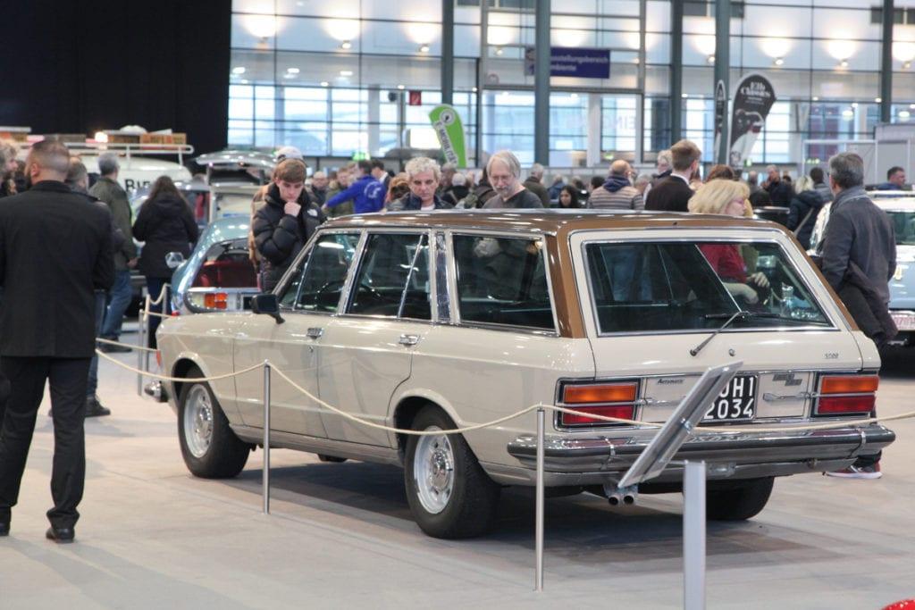 Fiat 130 Familiare 3200 (1972)