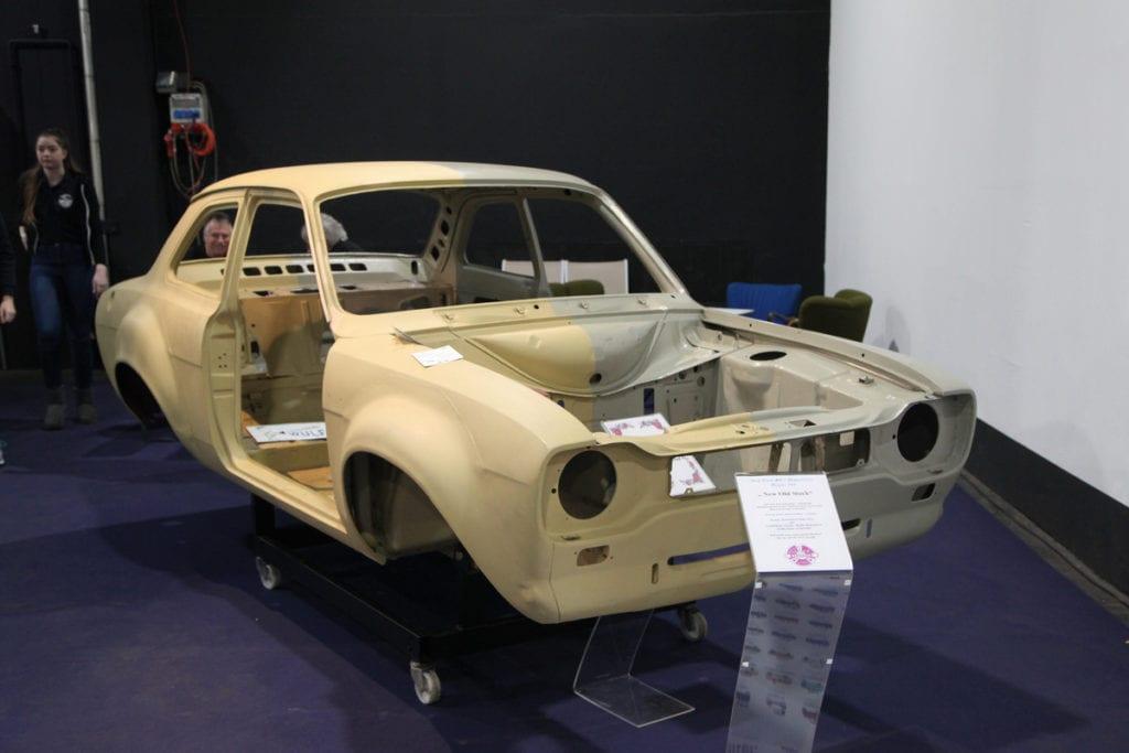 Ford Escort Mk1 (1969)