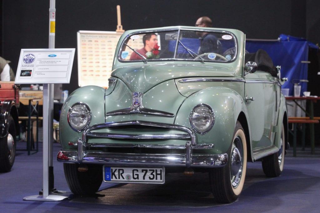 Ford Taunus G73C Spezial Cabriolet (1950)