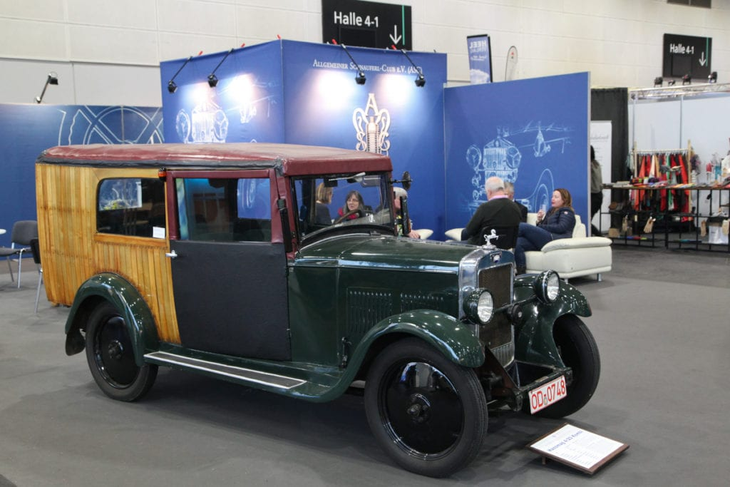 Hanomag 4-23 Kombi (1931)