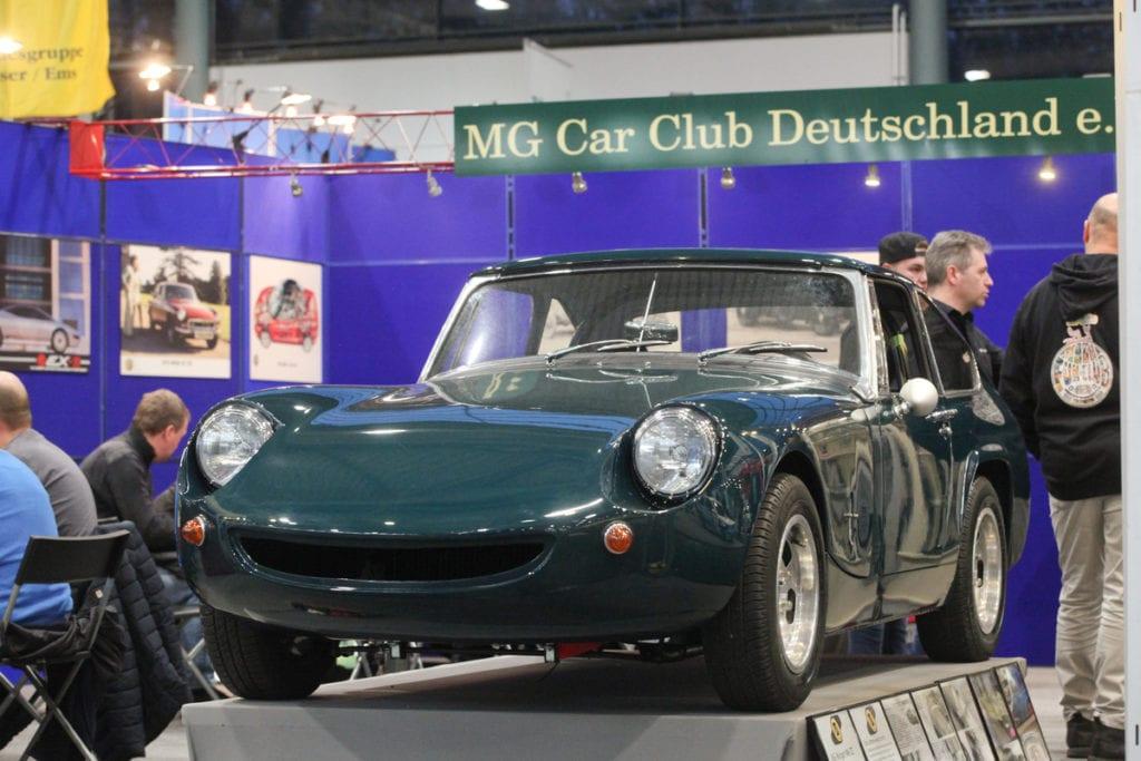 MG Midget Mk II Lenham (1964)