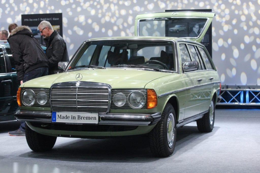Mercedes-Benz 230 TE (1980)