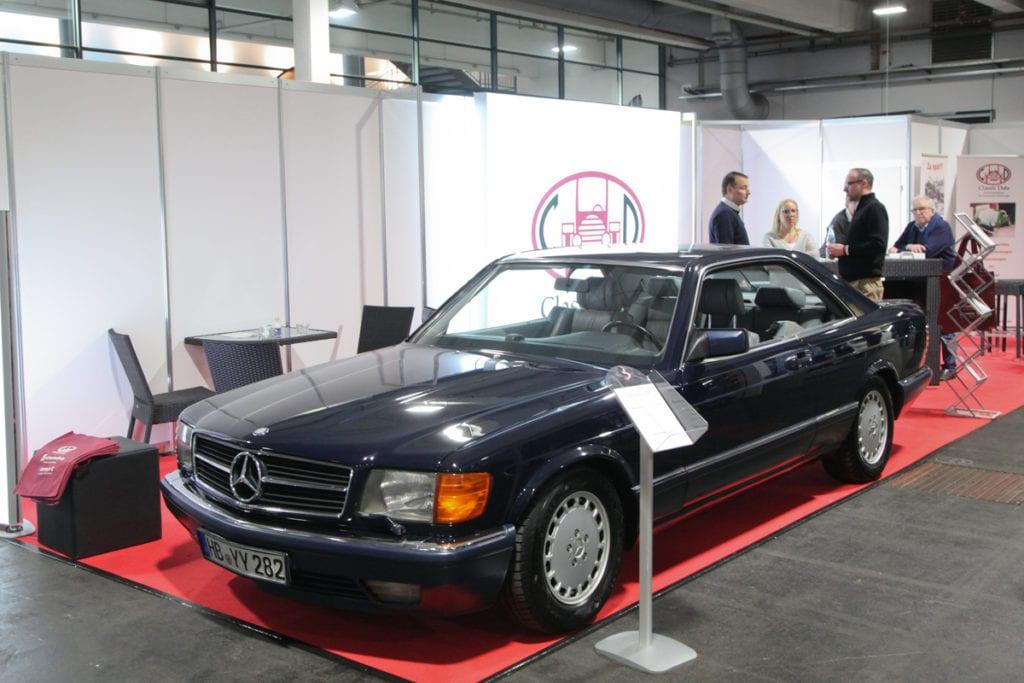 Mercedes-Benz 560 SEC (1990)