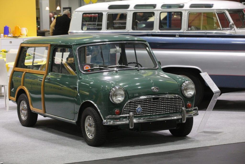 Morris Mini Traveller (1965)