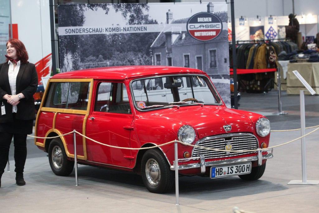 Morris Mini Traveller (1966)