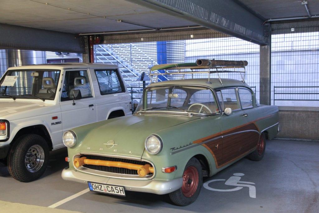 Opel Rekord P1 (1959)