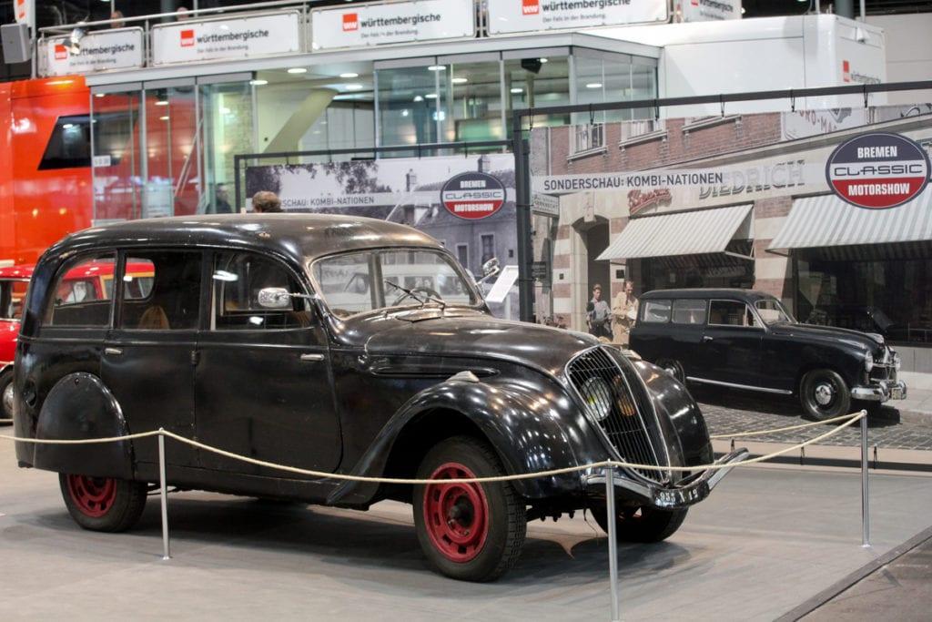 Peugeot 202 U Commerciale (1938)