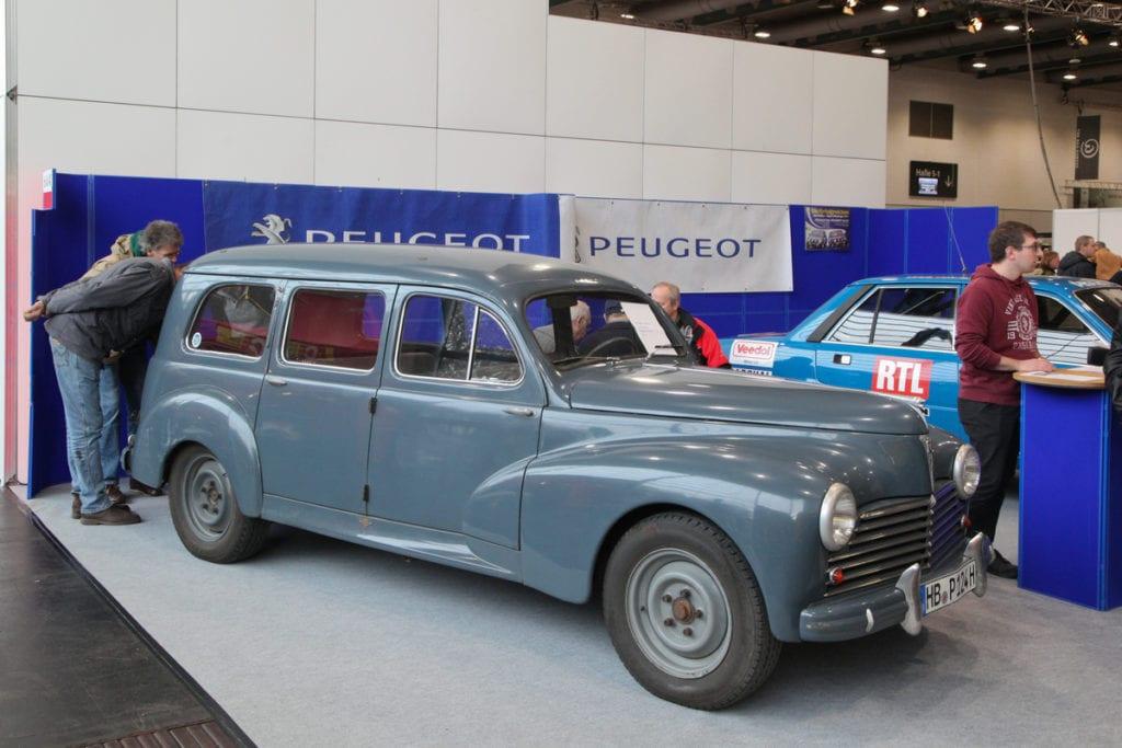 Peugeot 203 A Commerciale (1954)
