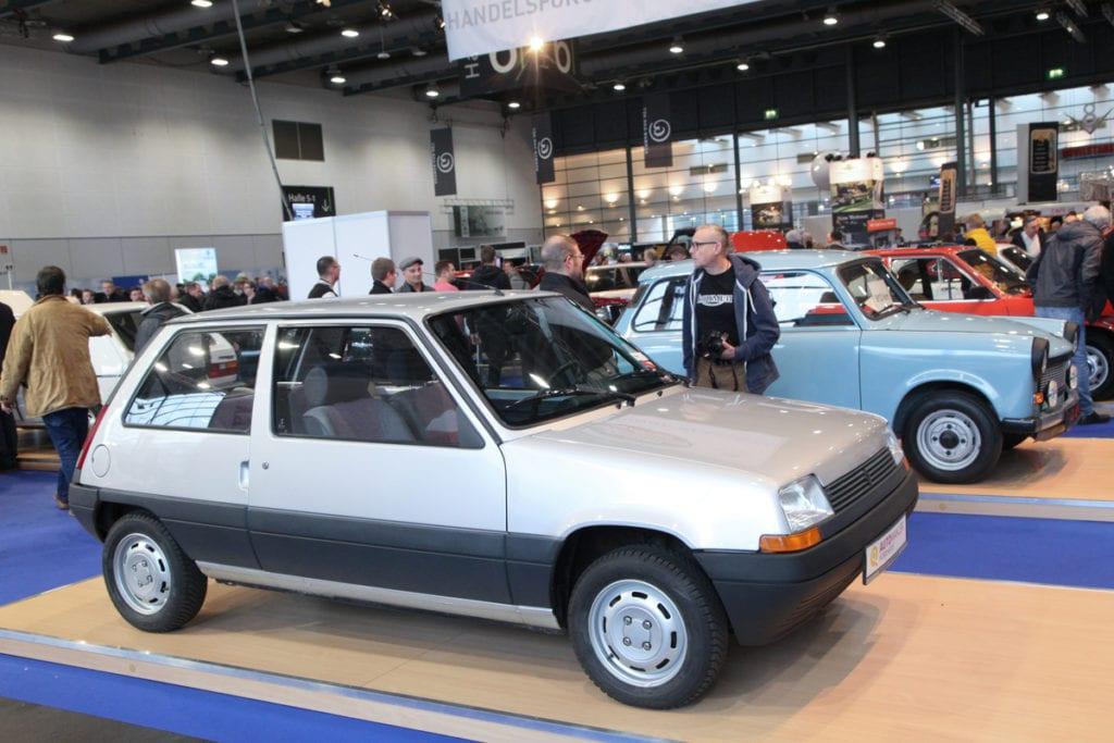 Renault 5 TL (1986)