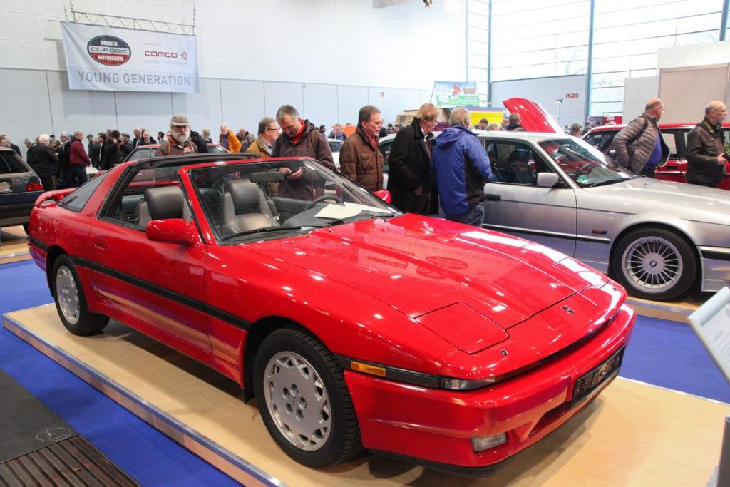 Toyota Supra 3 Liter Turbo (1988)