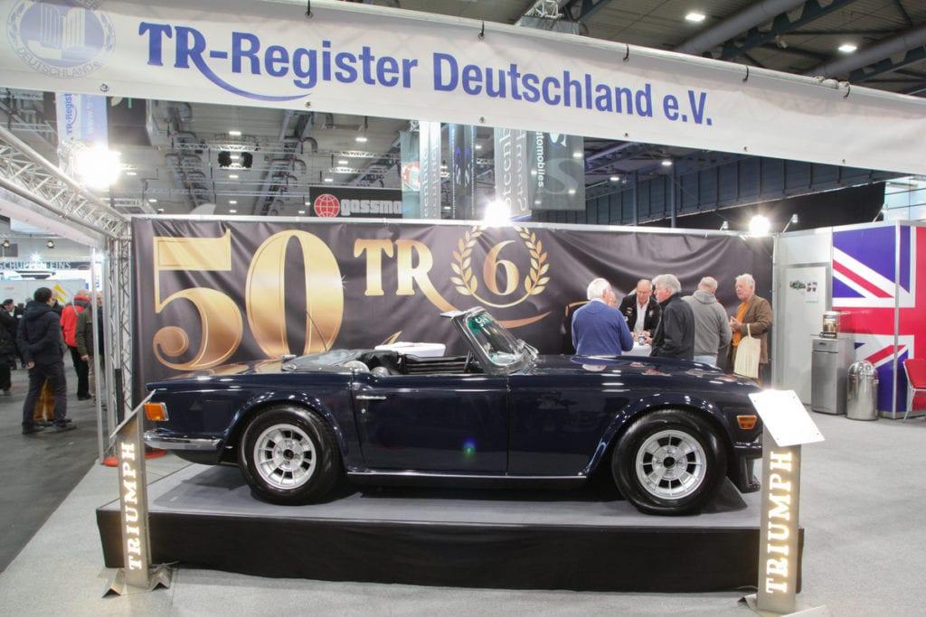 Triumph TR6 (1970)