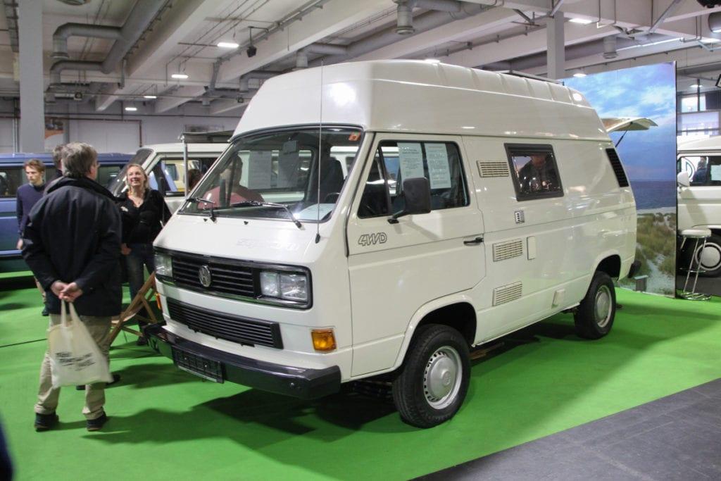 VW Bus T3 Syncro (1989)