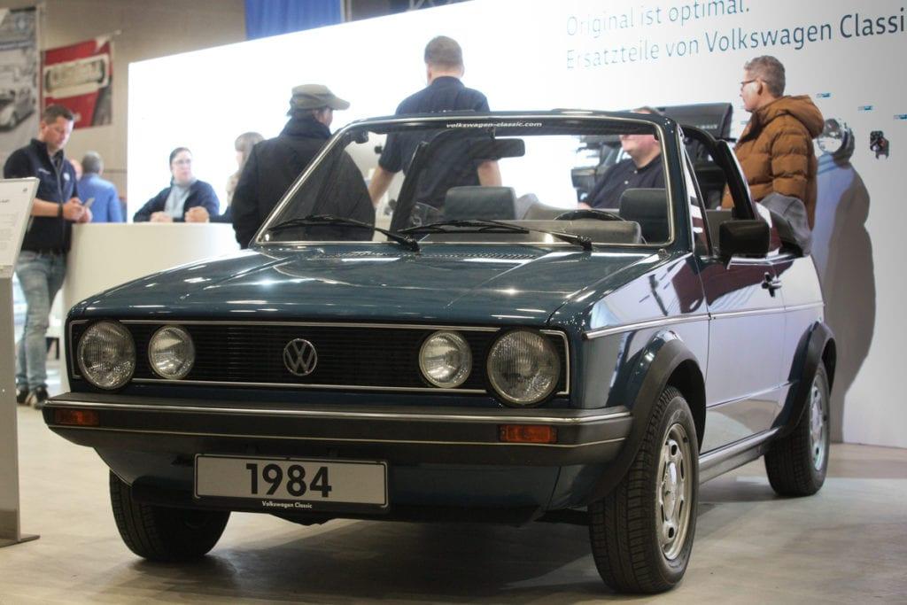 VW Golf I Cabriolet (1984)
