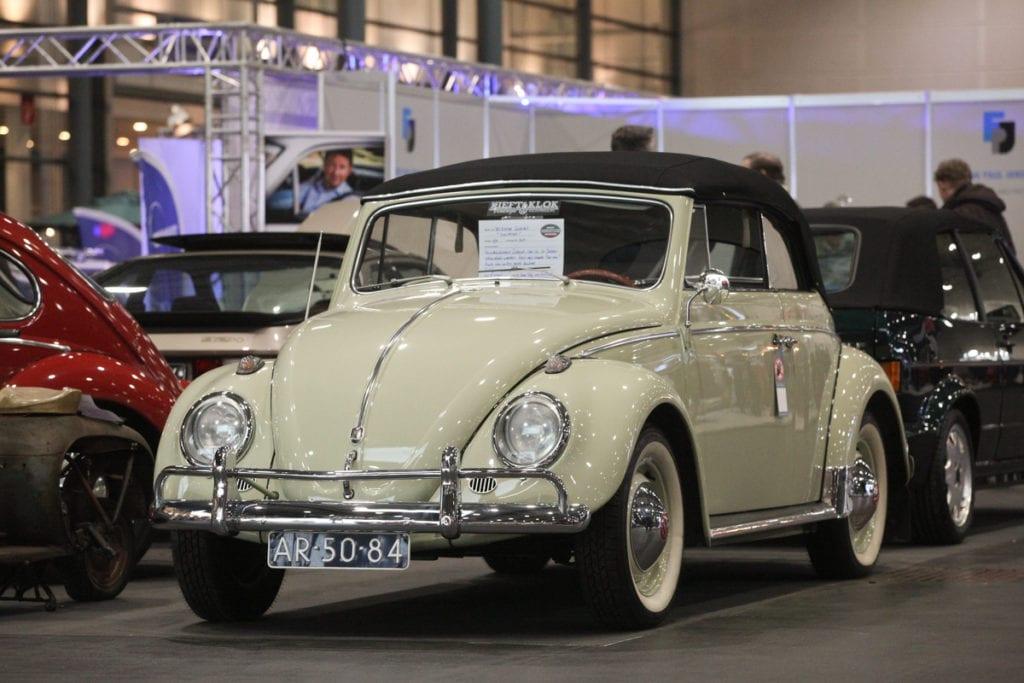 VW Käfer 1200 Cabriolet Export (1960)