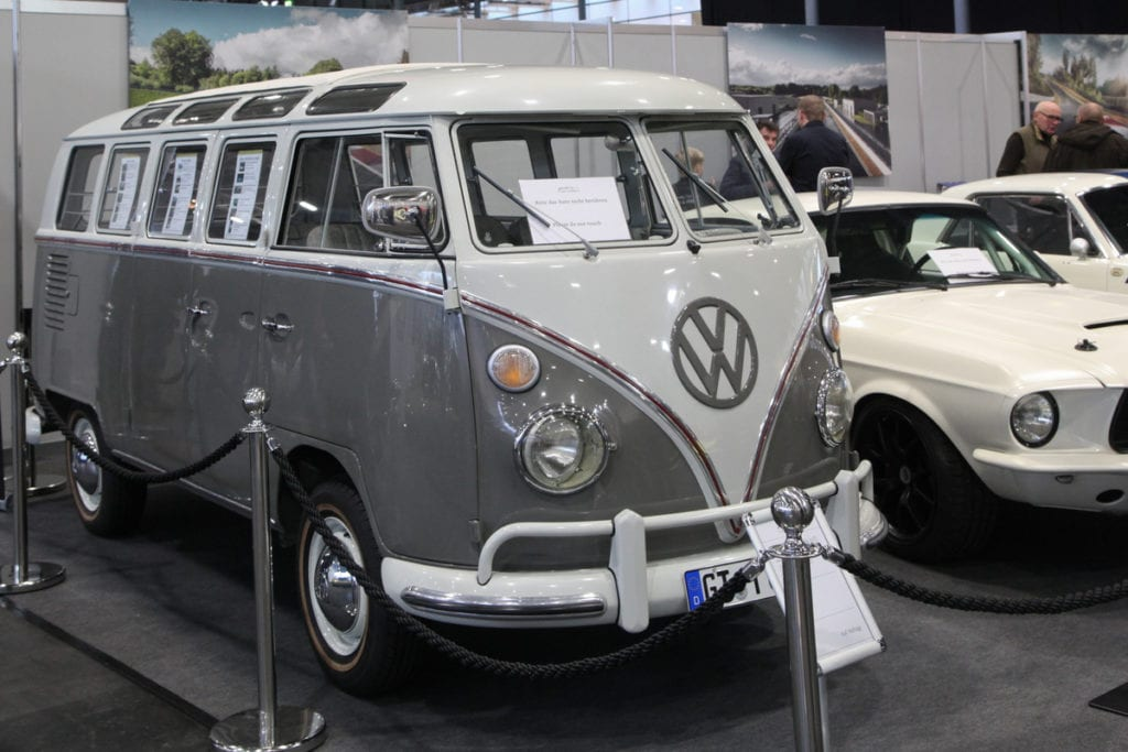 VW Typ 2 T1 Samba (1965)
